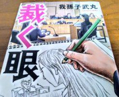 【小説】裁く眼|ネタバレ感想と佐藤美理亜の犯行